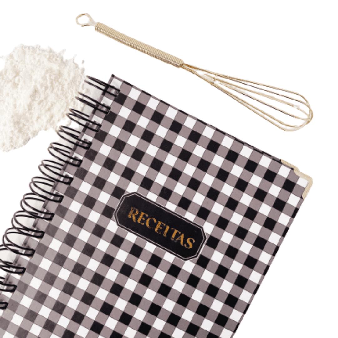 Caderno de receitas - vichy