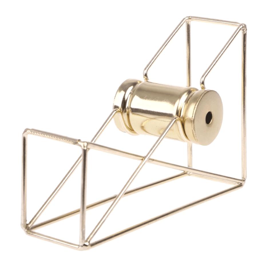 Porta durex/washi tapes golden