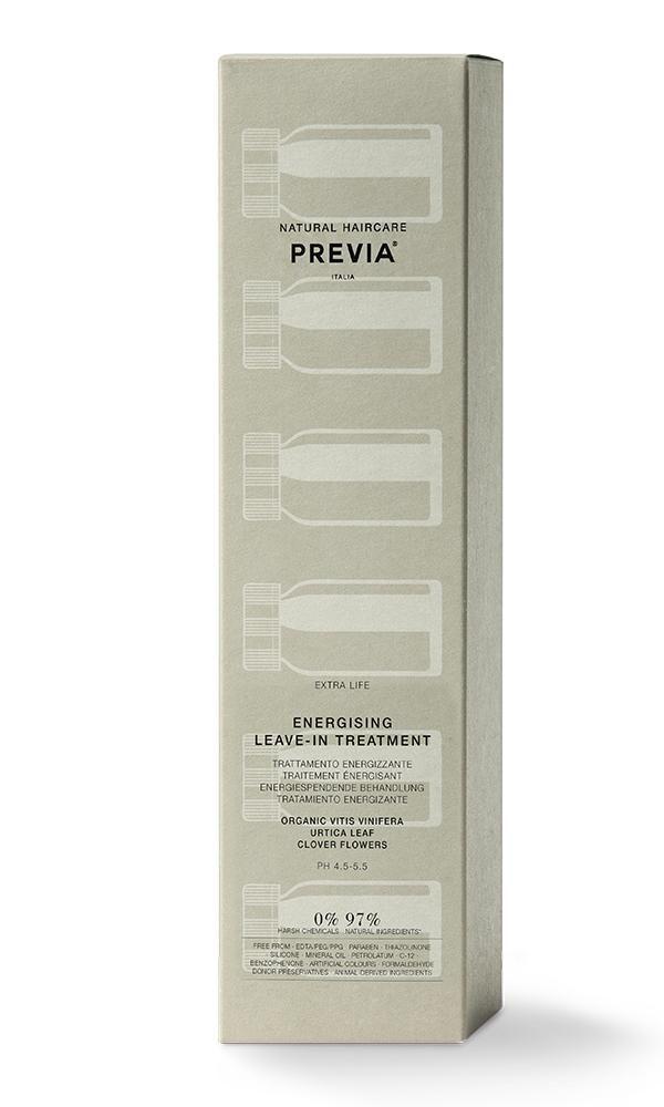 PREVIA ENERGISING TREATMENT VIALS 12X5ML