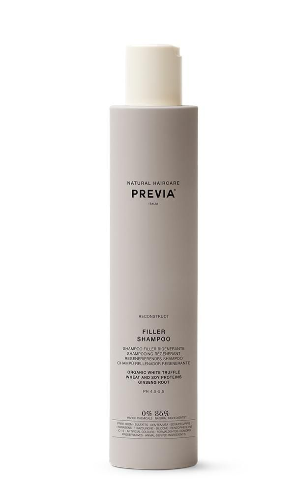PREVIA FILLER SHAMPOO 250ML
