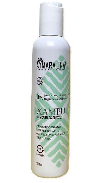 SHAMPOO - Oleosos AYMA
