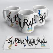 Canecas Supernatural