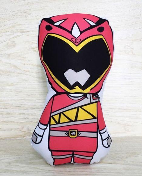 Almofadas Power Rangers