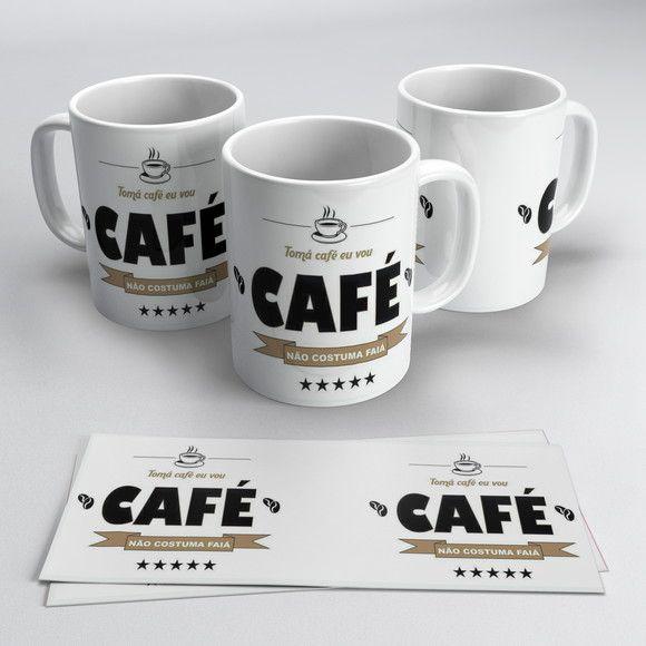 Canecas Café