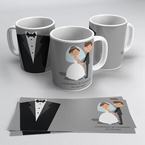Canecas Casamento