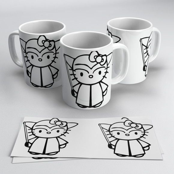 Canecas Hello Kitty