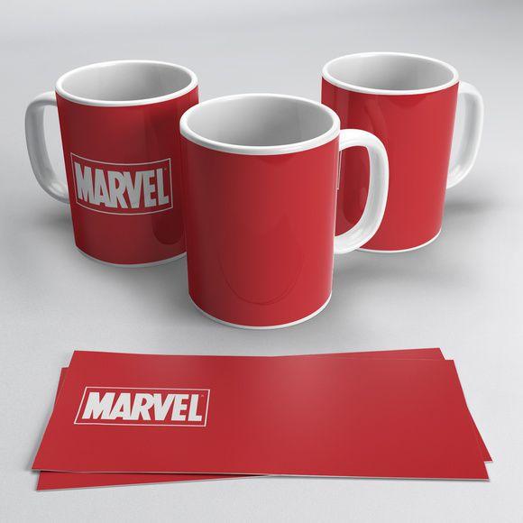 Canecas Marvel