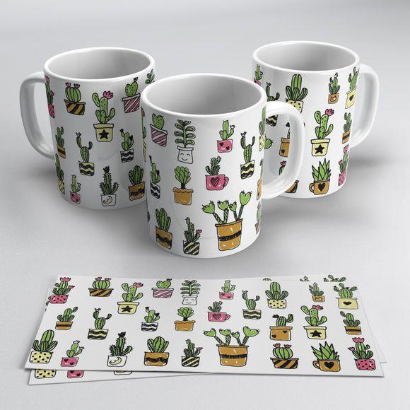 Canecas Plantas