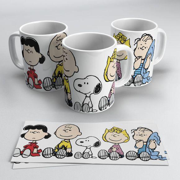 Canecas Snoopy