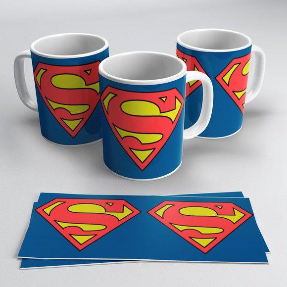 Canecas Superman