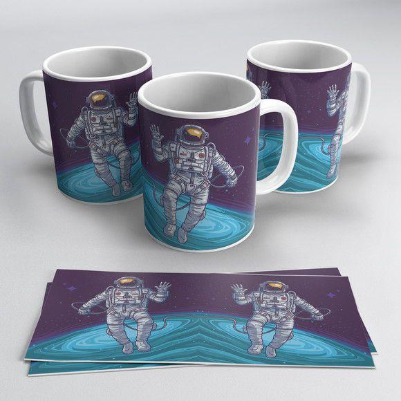 Canecas Astronauta