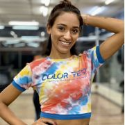 Blusinha (Fem) Colorful Summer