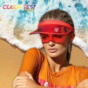 Viseira Acrílica Color Fest®