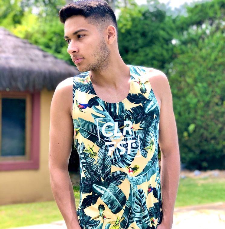 Regata (Masc) Tropical Summer