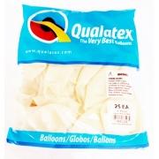 Balão Diamante Transparente 18 Pol Pc 25un Qualatex #37547