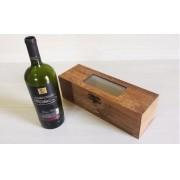 Porta Vinho Garrafas Em Madeira Mdf E Acrilico