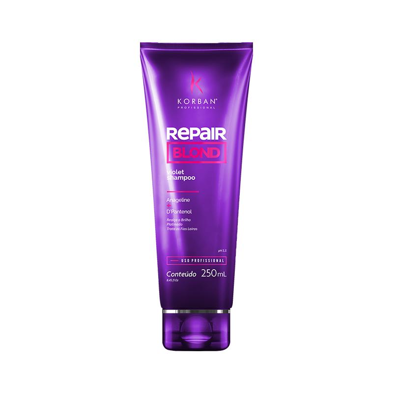 Violet Shampoo 250ml