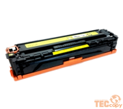 TONER COMPATÍVEL HP COLOR YELLOW  CF212A/CE332A/CB542A UNIVERSAL
