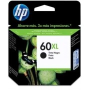 Cartucho HP 60XL Preto Original