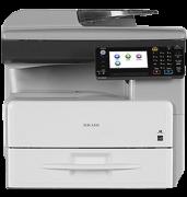 MP 301SPF Impressora Multifuncional Laser Preto e Branco