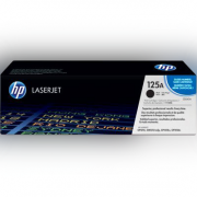 Toner HP 125A Preto Laserjet Original (CB540AB) Para HP Laserjet CP1515n, CM1312, CM1312nfi CX 1 UN