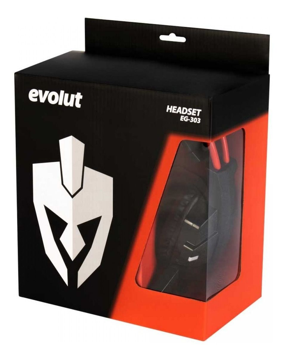 HEADSET EVOLUT GAMER   EG-303