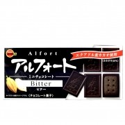 BOURBON ALFORT CHOCOLATE COOKIE BLACK 55g