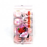 ROYAL RICE CAKE STRAWBERRY 8UN 216g