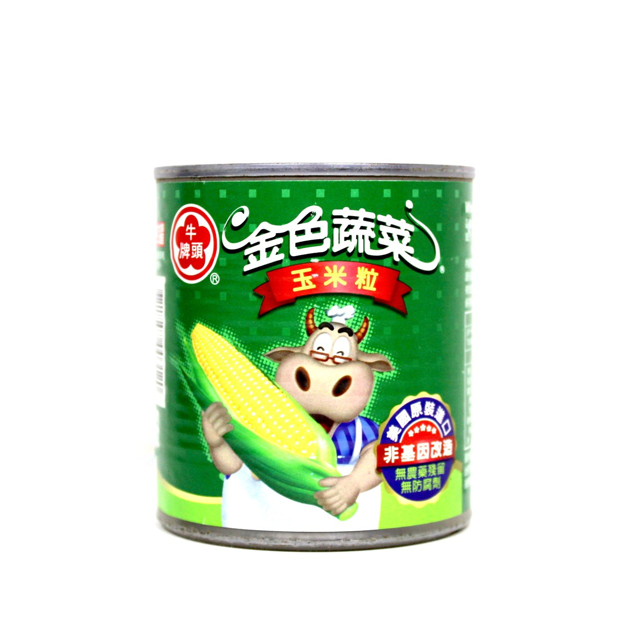 BULL HEAD SWEET CORN 240g