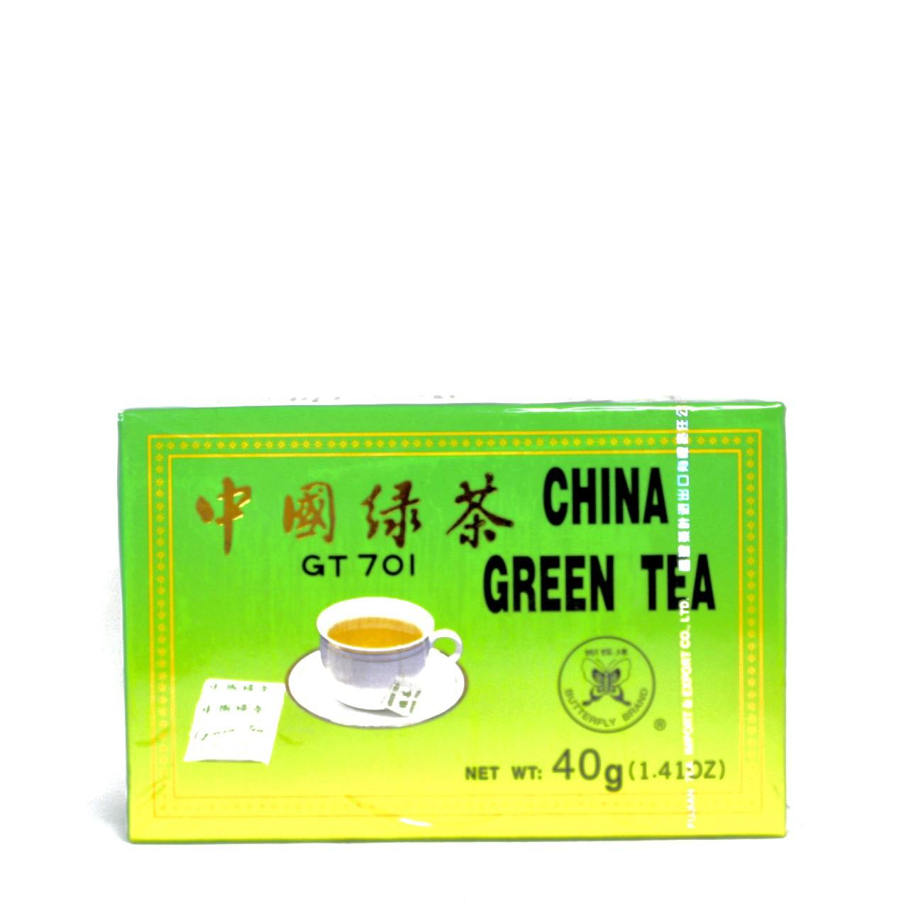 FUJIAN GREEN TEA 2g X 20 SACHET GT 701