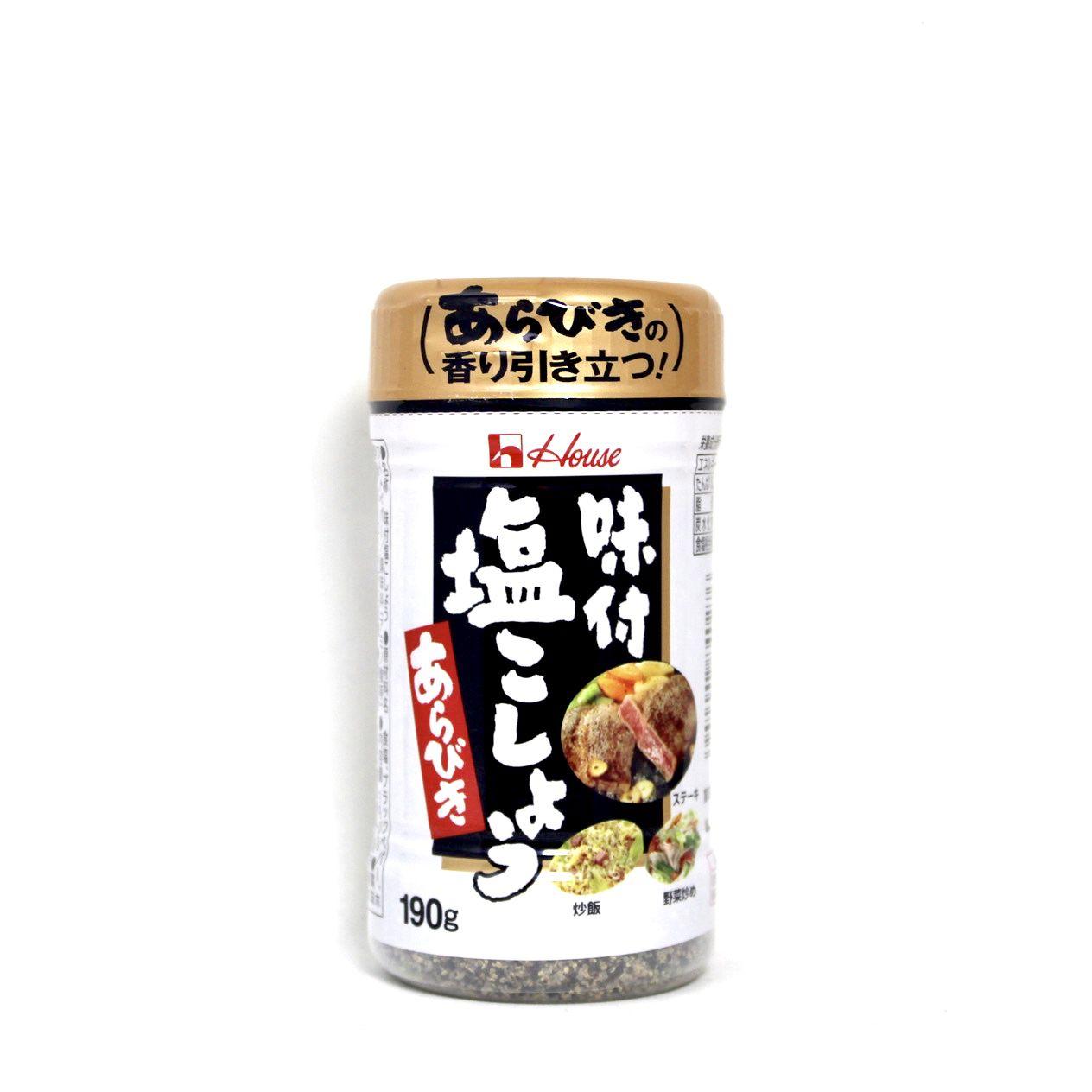 HOUSE SHIO KOSHO AJI 190g