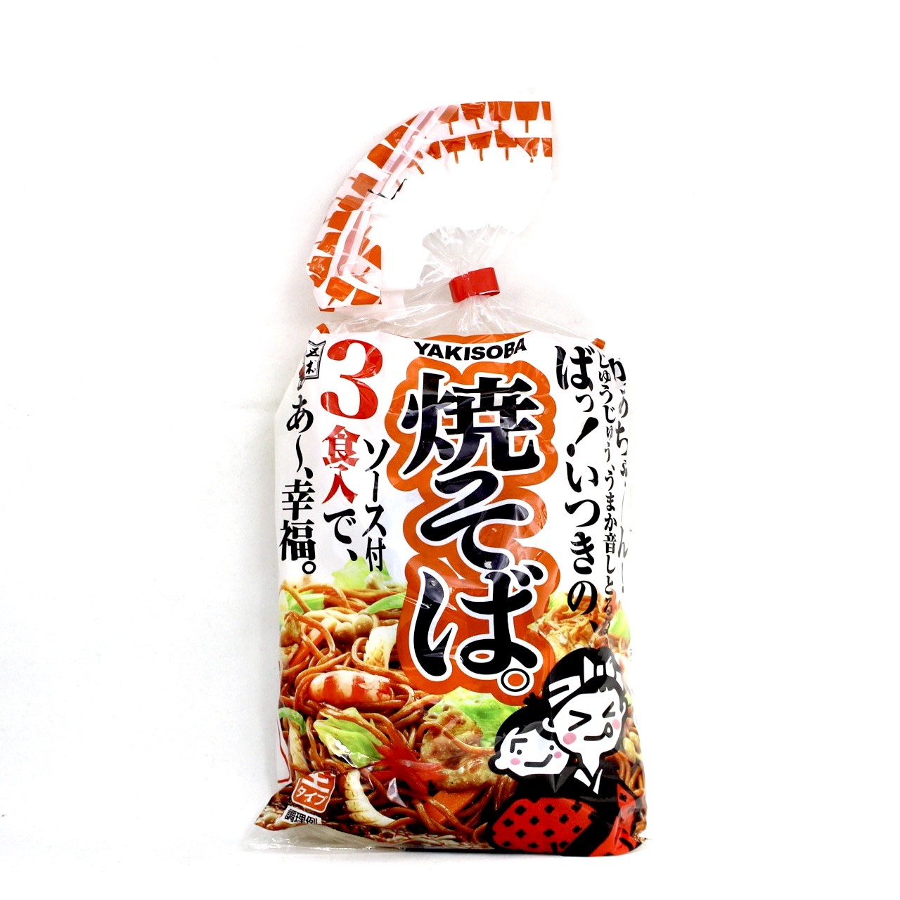 ITSUKI 3KO YAKISSOBA 510g