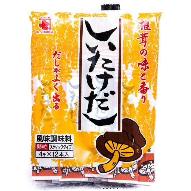 KANESHITI SHITAKE DASHI 12P 48g