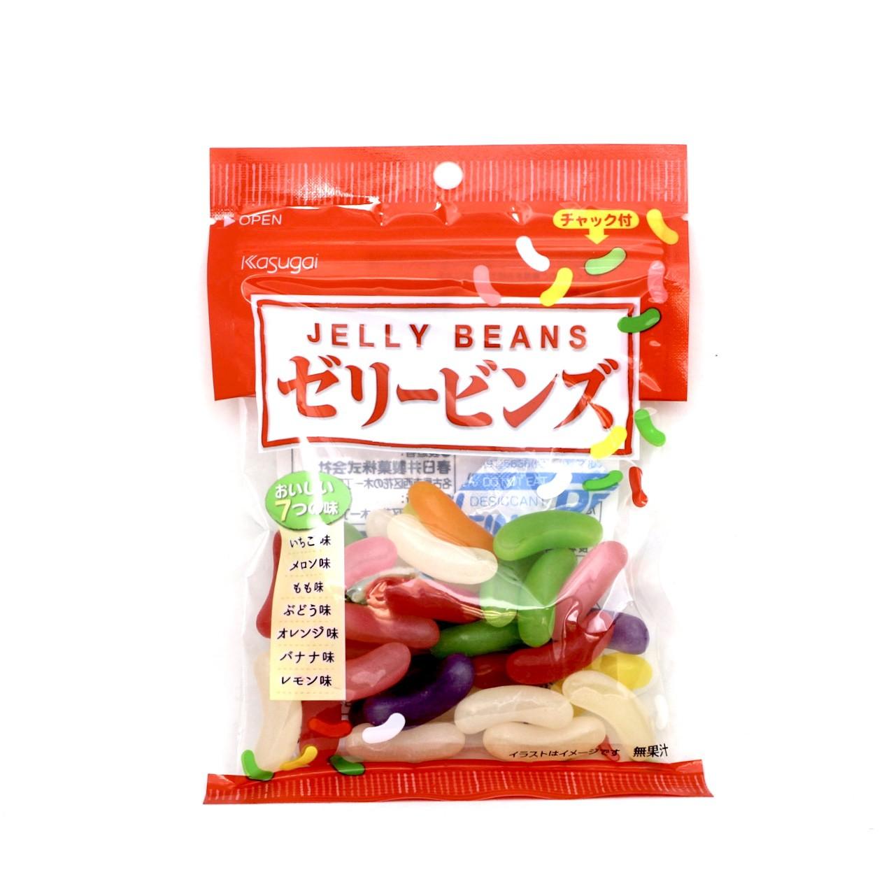 KASUGAI JELLY BEANS CANDY 95g