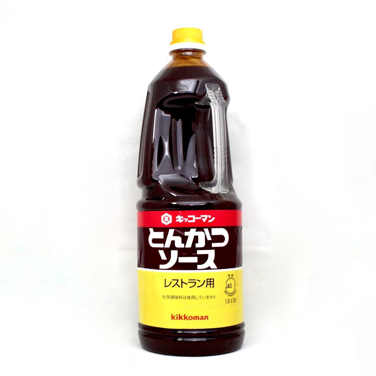 KIKKOMAN TONKATSU SAUCE 1.8 L