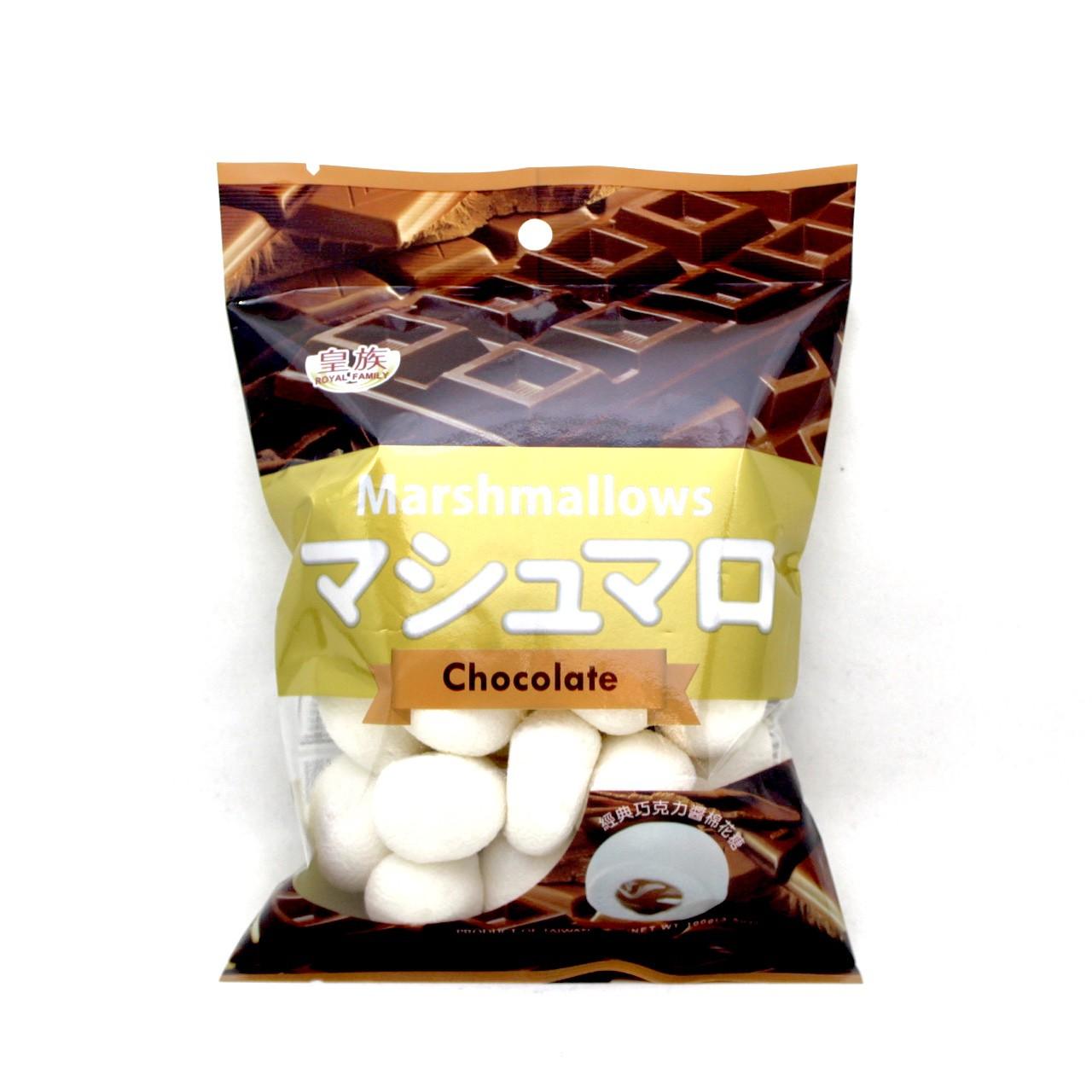 ROYAL MARSHMELLOW CHOCOLATE 100g