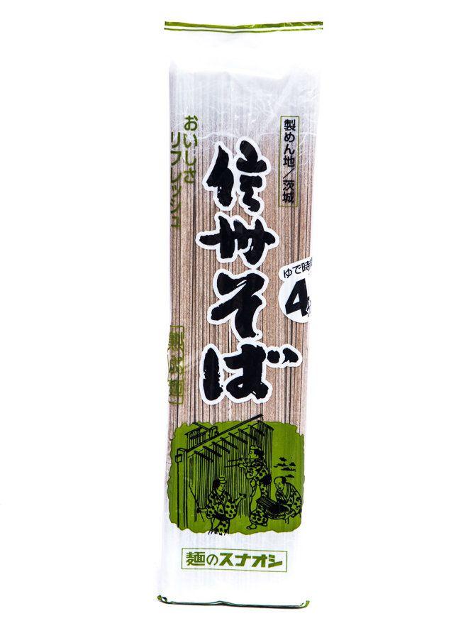 SUNAOSHI SINSHUSOBA 200g