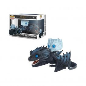 Funko POP! Night King & Icy Viserion, Game Of Thrones