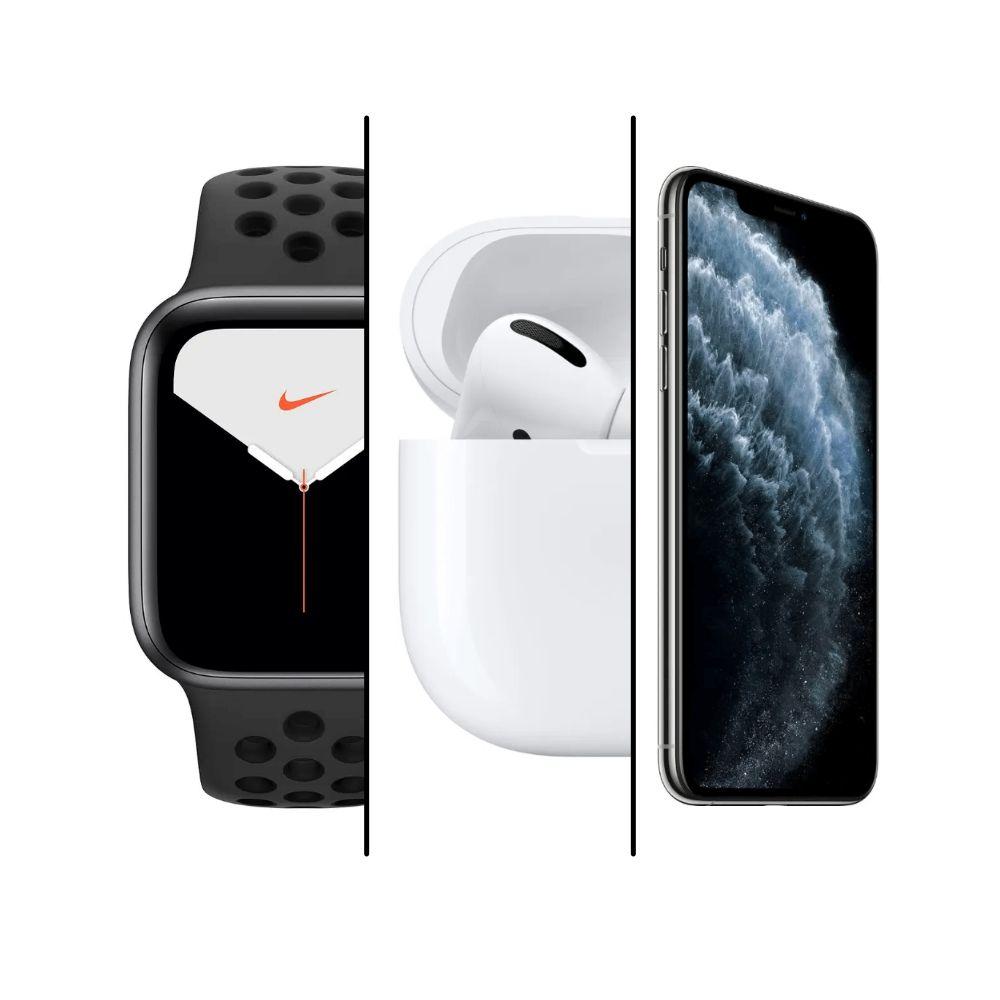 Trio Apple 2020
