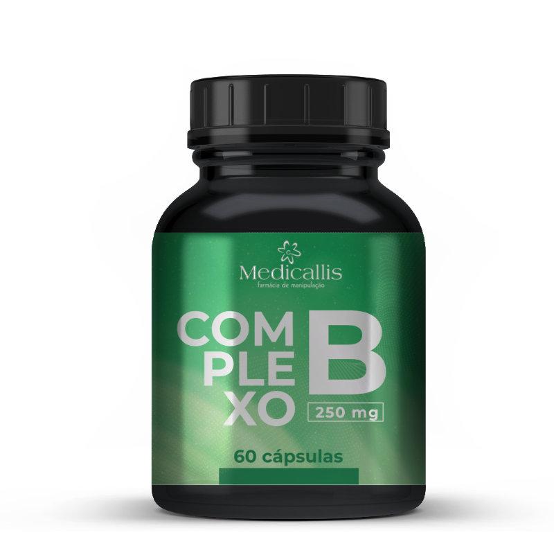 COMPLEXO B  60 cápsulas