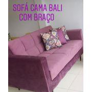 SOFA CAMA BALI 1.80 COM BRAÇO