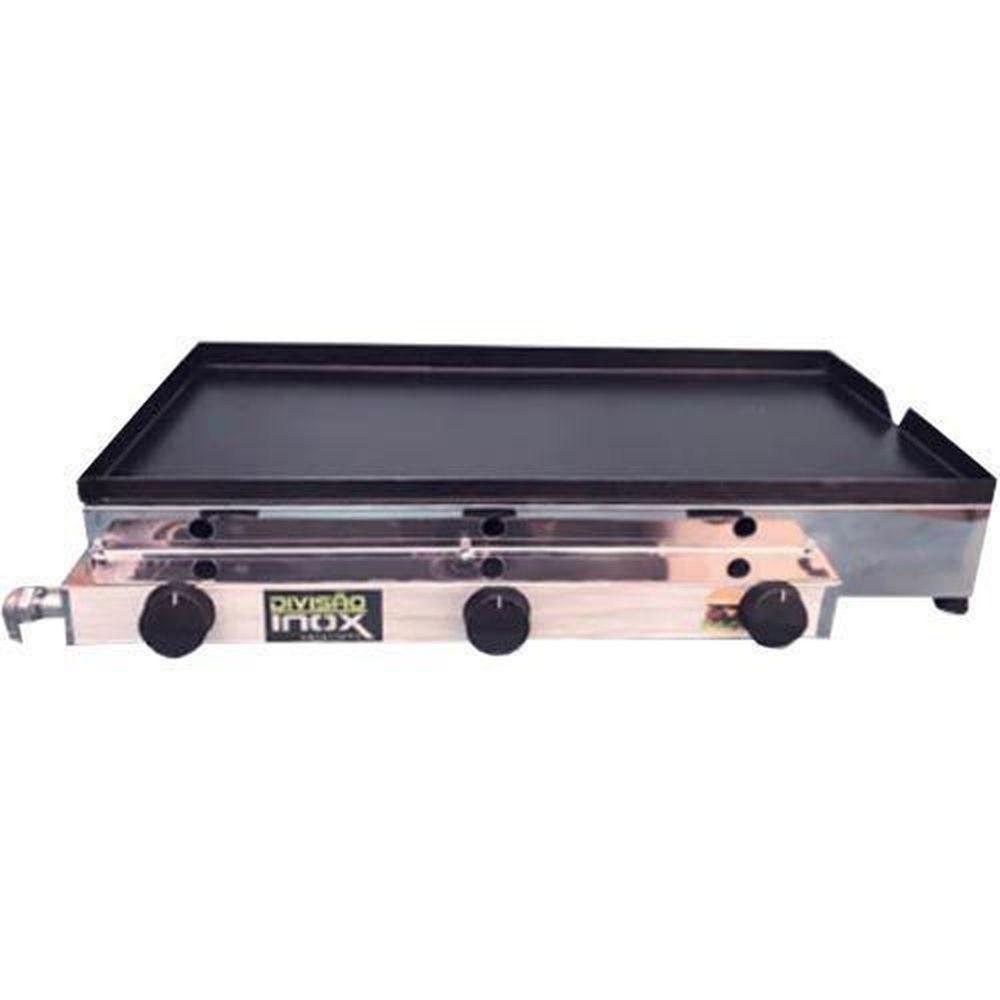 Chapa linha Hot Dog CLHD 740  S/ Prensa