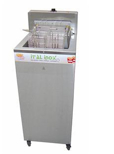 Fritador Elétrico Água e Óleo Ital Inox  FAOI-24 Master