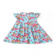 Vestido Cotton Pool Party - Momi Mini