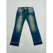 Calça Jeans Feminina  Pura Mania