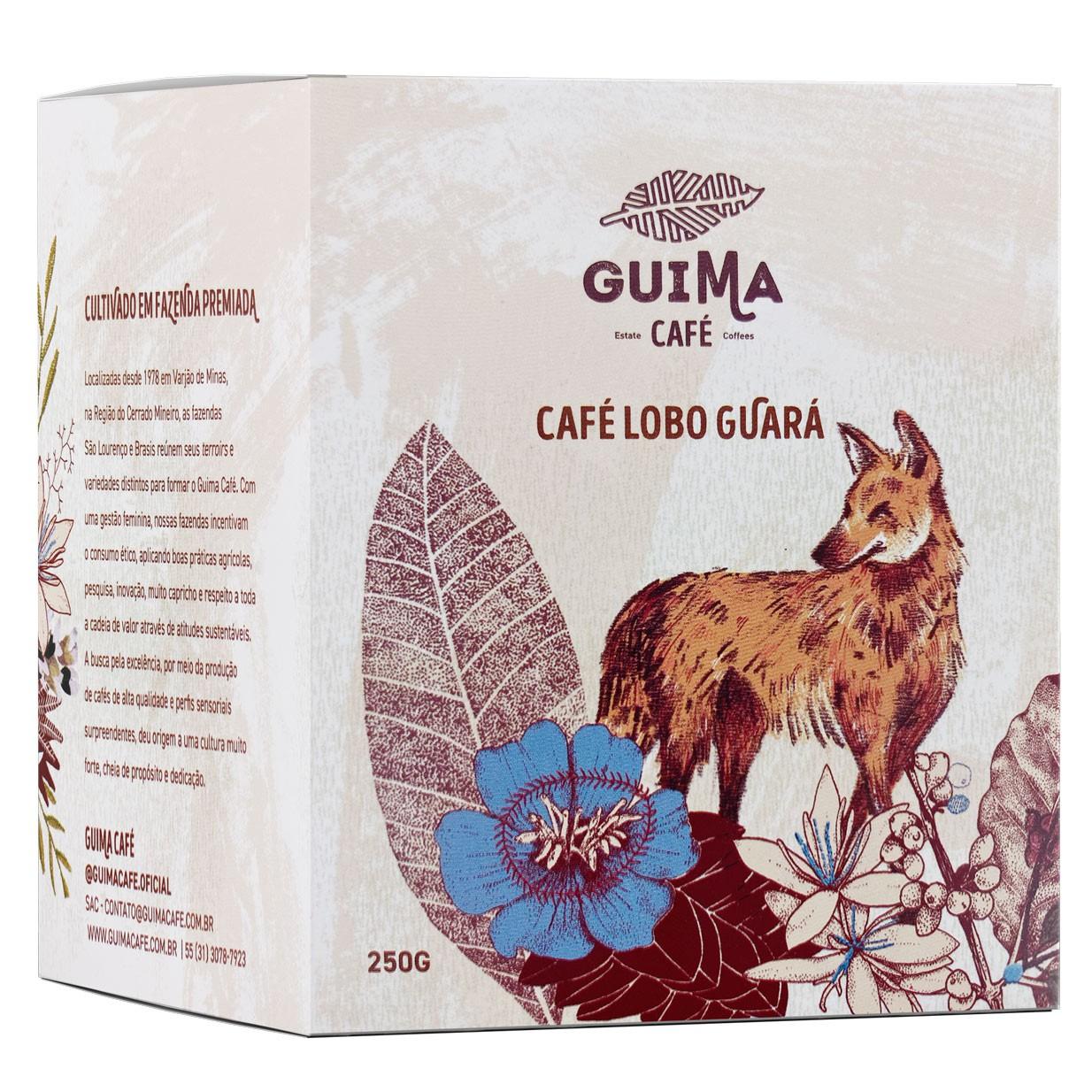 Guima Café - Lobo Guará