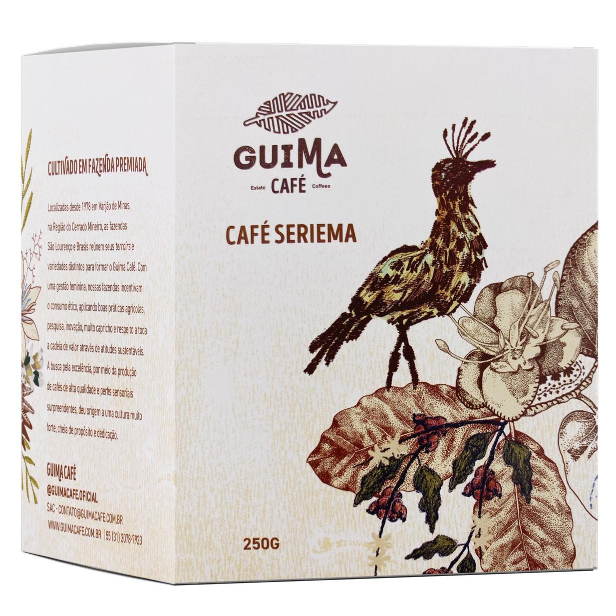 Guima Café - Seriema
