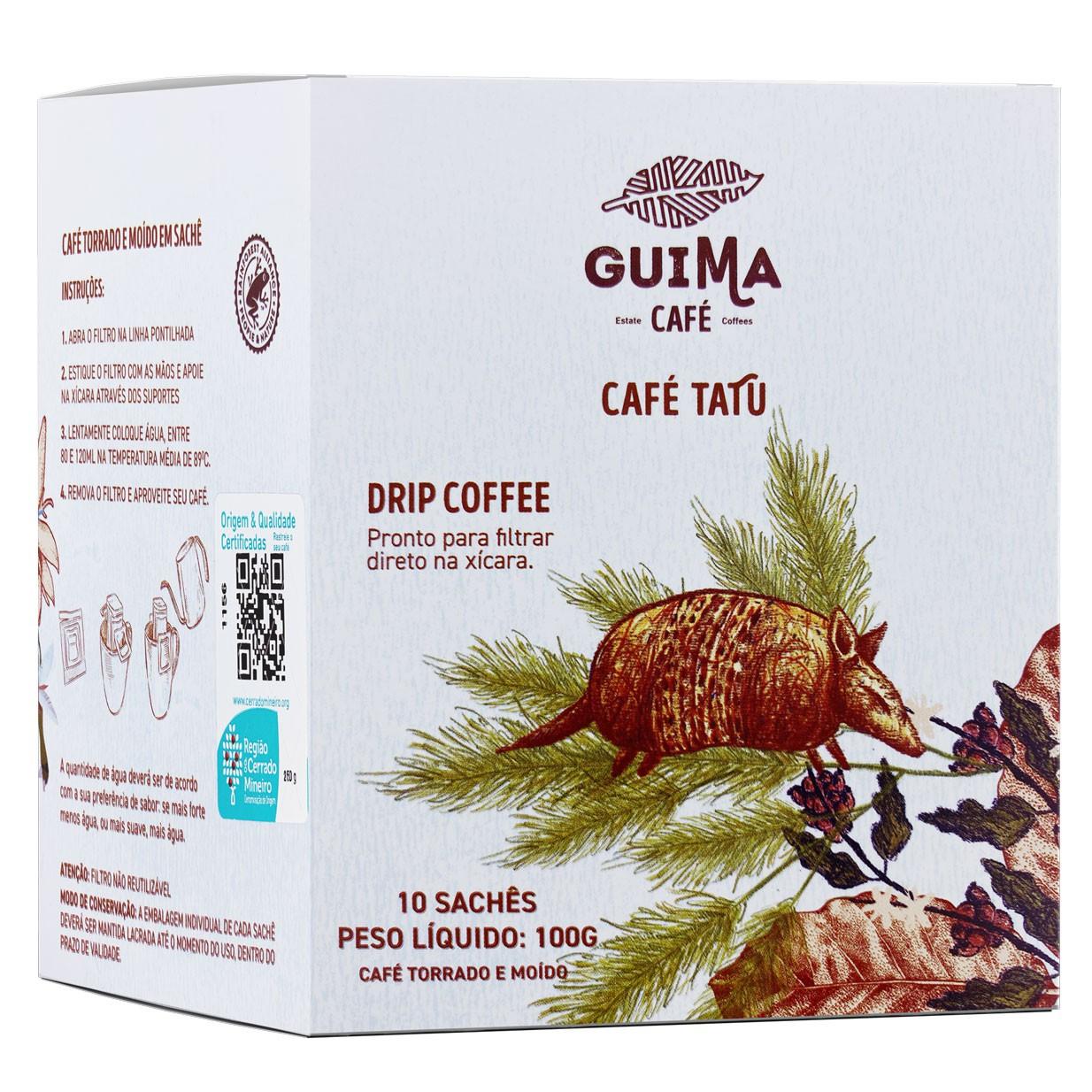 Guima Café - Tatu (Drip Coffee)