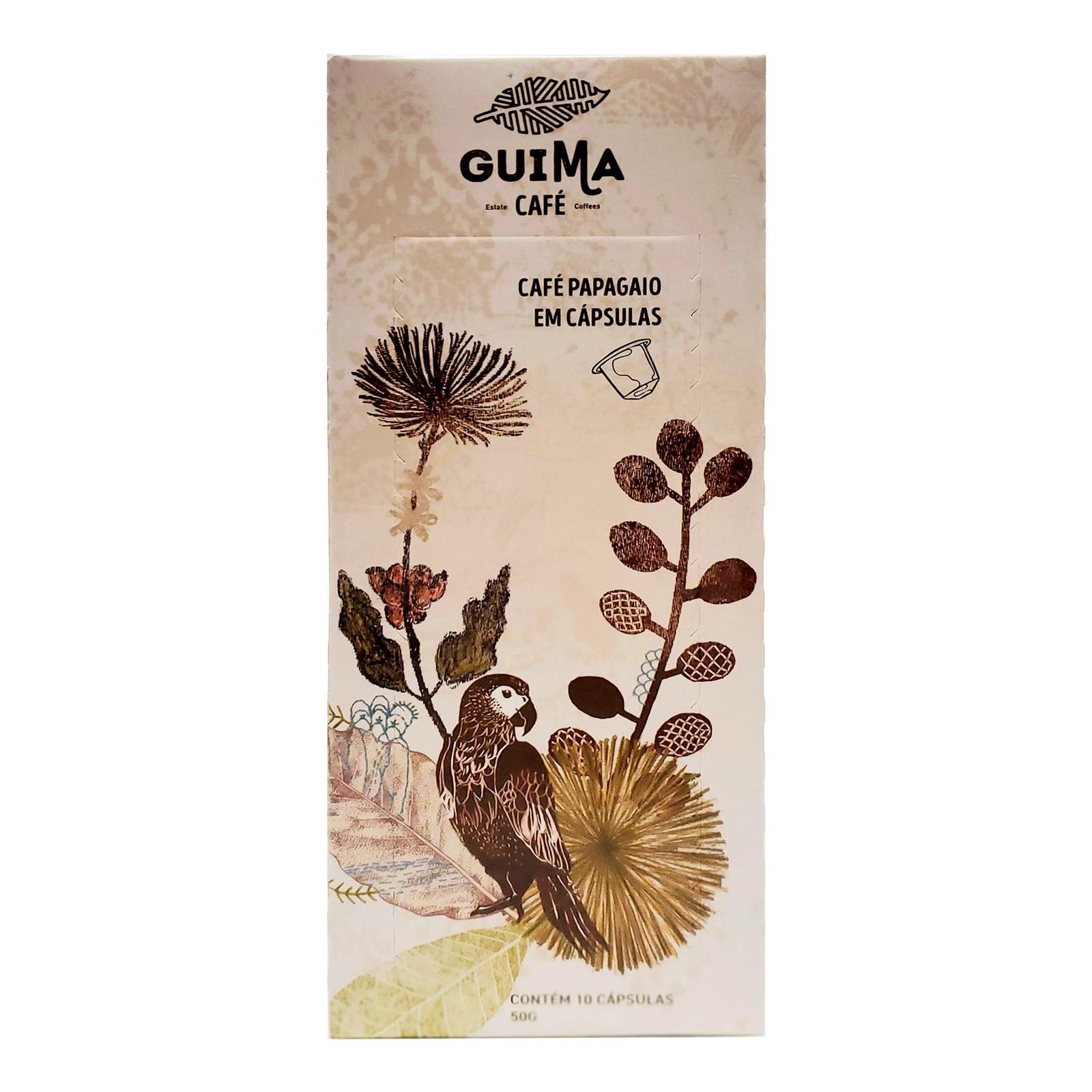 Guima Café - Papagaio (Cápsulas)