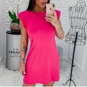 Max muscle tee pink